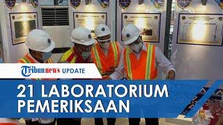 Sumut Miliki 21 Laboratorium Pemeriksaan Spesimen Covid-19, Pemerintah Pusat Berikan Apresiasi