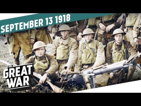 Bitva o Saint-Mihiel - Velká válka