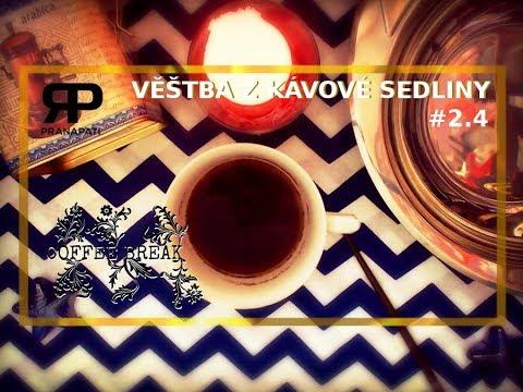 Coffeebreak #2.4 - věštba z kávové sedliny