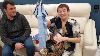Подарки для мамы и Коли из Москвы