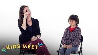 Kids Meet a Former Member of the Westboro Baptist Church | Kids Meet | HiHo Kids