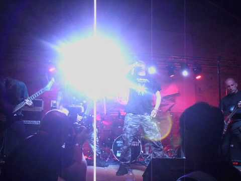 Ashes Of Eternity - Cold Touch (United Band vs. Crowd Live in Osijek) 26.5.2012