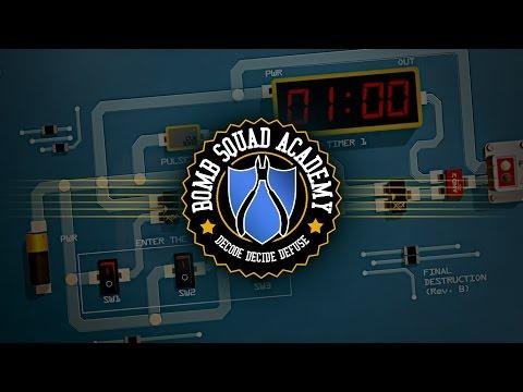 Bomb Squad Academy Trailer thumbnail