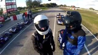 KIP Kart 260cc Jan 2018 - Celso Jesus - Kartodromo Int. Palmela