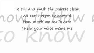 We Belong - Everly (Lyrics)
