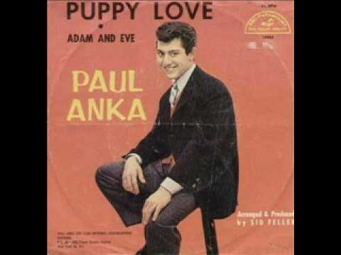 Paul Anka - Adam and Eve - 1960