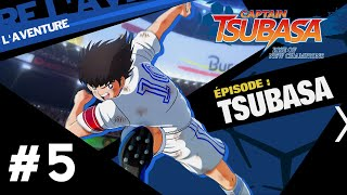 Captain Tsubasa: Rise of New Champions - Episode: Tsubasa #5 | Collége Hirado