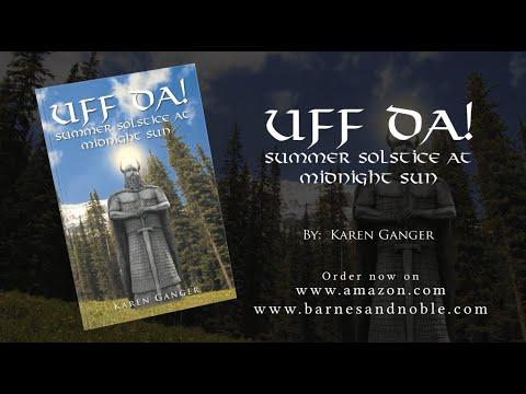 UFF DA! Summer Solstice at Midnight Sun by Karen Ganger