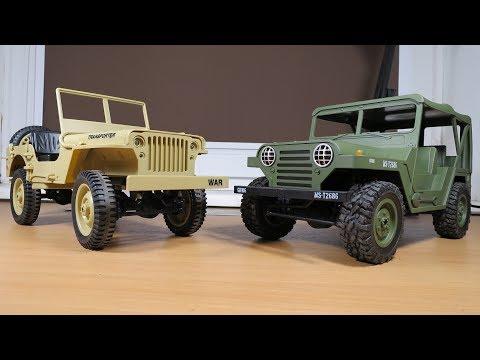 JJRC Q65 VS Subotech BG1522