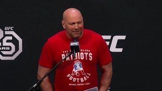 Dana White addresses Conor McGregor's future in the UFC | ESPN