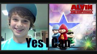YES I CAN - Christian Beadles ft. MarsRaps (Chipmunk Version+HQ)