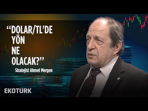 Dolar/TL'de yön ne olacak? / Ahmet Mergen / 11.03.19 (видео)