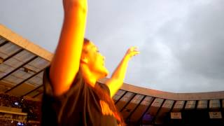 AC/DC - Bonny and Highway to Hell - Live at Hampden Park