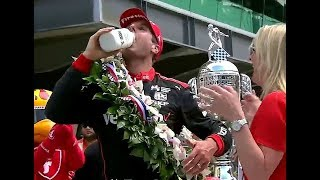 Will Power wins 2018 Indianapolis 500