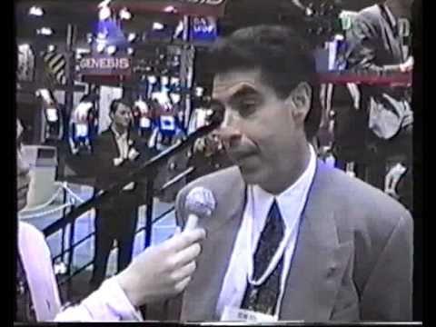 E3 1995 - first show ever!