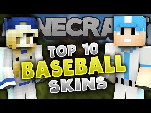 Top 10 Minecraft RAINBOW SKINS! - Best Minecraft Skins - игровое
