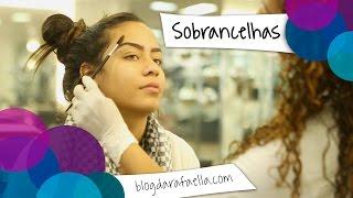 Rafaella - Micropigmentação na Sobrancelha