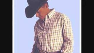 George Strait Her goodbye hit me in the heart