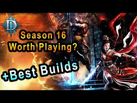 Diablo 3 Season 16 Is it Worth Playing? Whats New? Best Builds Every