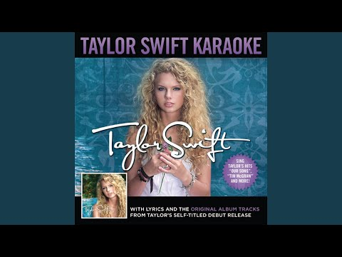 Teardrops On My Guitar (Instrumental w/ BG vocals)