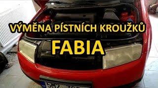 GO motoru v domácích podmínkách - Škoda Fabia (1. díl)