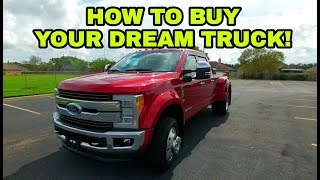 Secrets when buying a new Car or Truck! Much anticipated video!