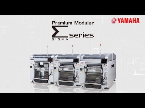 Yamaha Mounter Sigma Series