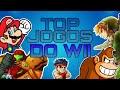 Os Melhores Jogos Do Nintendo Wii
