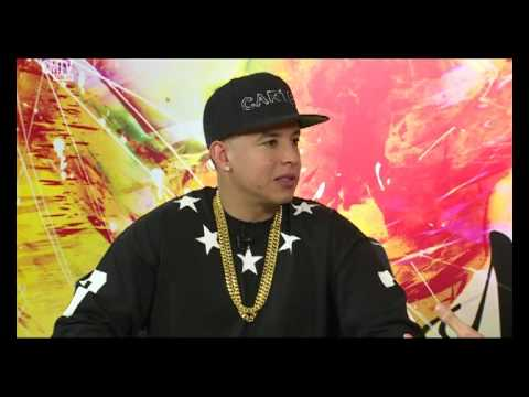 Daddy Yankee video Entrevista CM - Mayo 2015