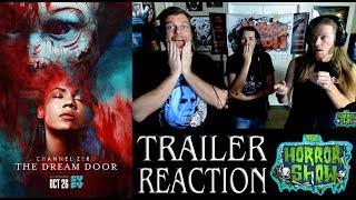 """Channel Zero: The Dream Door"" 2018 Syfy TV Series Trailer Reaction - The Horror Show"