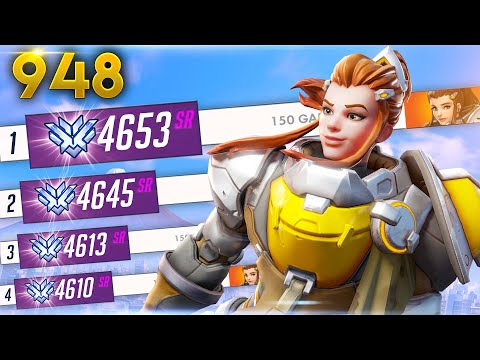 NEW BEST OW Player!? (TOP 1, 2, 3 & 4) | Overwatch Daily Moments Ep. 948