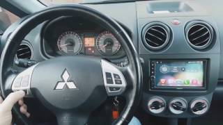 Eonon GA2162 review and installation Mitsubishi Colt 2009
