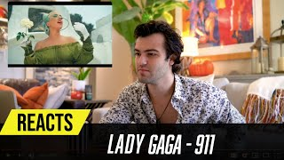 Producer Reacts to Lady Gaga - 911