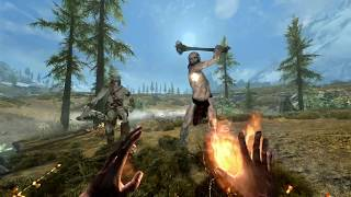 VideoImage1 The Elder Scrolls V: Skyrim VR