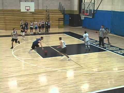 Basketball Drills - UCLA Shooting Drill