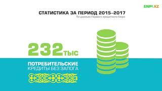 Какие кредиты казахстанские пенсионеры берут в банках и как их обслуживают?