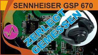 Latenzfreies 350-Euro Headset? Sennheiser GSP 670 Wireless getestet, zerlegt, und gemessen!