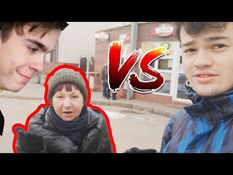 Horse Challenge - BABIČKA vs IVO a FILIP
