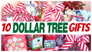 10 DOLLAR TREE GIFTS FOR ANYONE | WHAT IM GIVING NEIGHBORS COWORKERS & TEACHERS 2019