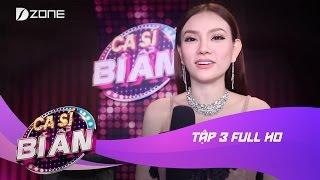 Ca sĩ bí ẩn 2017 - Tập 3: Phỏng vấn Ca sĩ Ưng Hoàng Phúc - Ca sĩ Thu Thủy
