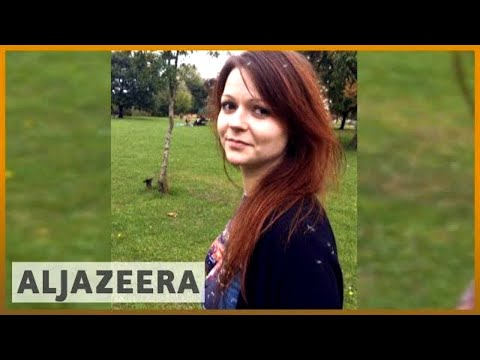 Daughter of poisoned Russian spy speaks out after UK attack | Al Jazeera English