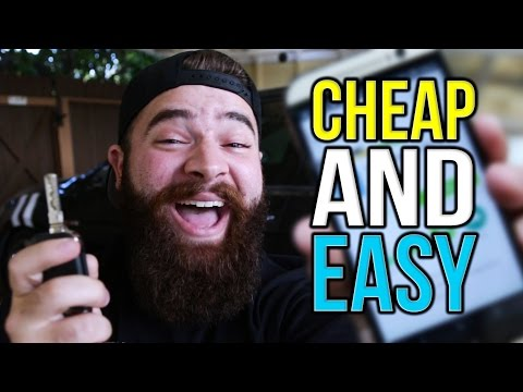 HOW TO HACK YOUR CAR WITH YOUR PHONE!!