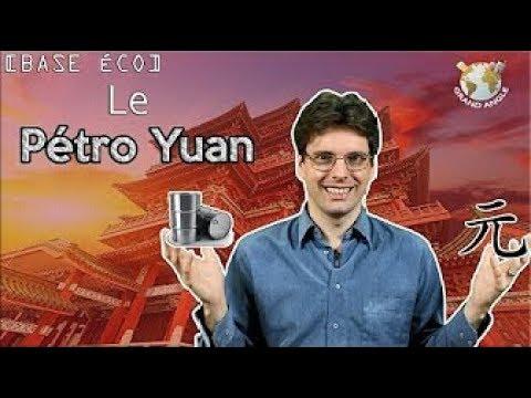 Le Pétro Yuan - convertible en or ?