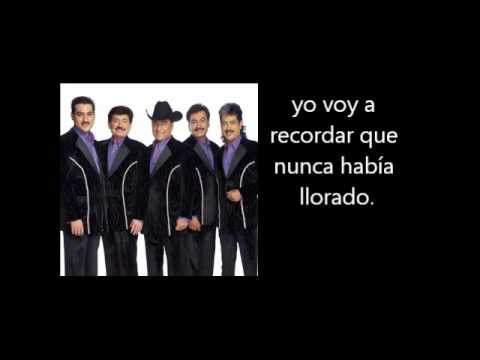 Los Tigres Del Norte - La Mesa Del Rincón Letra Lyrics