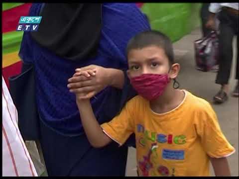 সরকারি নির্দেশনা উপেক্ষা করেই রাজধানী ছাড়ছে মানুষ | ETV News