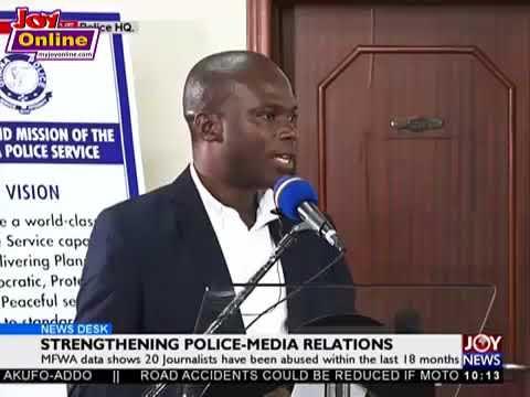 Media Foundation for West Africa on police brutality