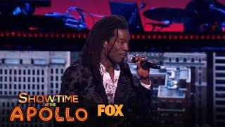 "Ejyp Johnson Performs ""New York, New York""   Season 1 Ep. 12   SHOWTIME AT THE APOLLO"