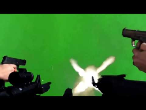 Action Movie Greenscreen FREE Chromakey