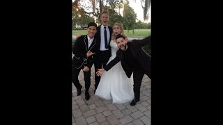 Dan + Shay - Surprise Fans At Their Wedding!
