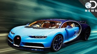 Why Isn't Your Car Faster Than A Sports Car?